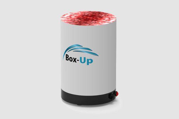 aufblasbarer hocker von Box-Up
