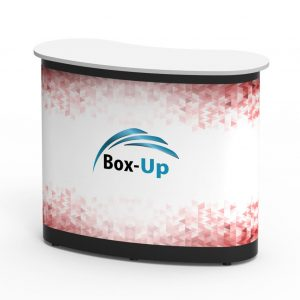 aufblasbare eventmoebel messetheke box-up messebar